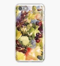 Monarch in the Vineyard iPhone Case/Skin