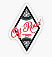 Off road Sticker