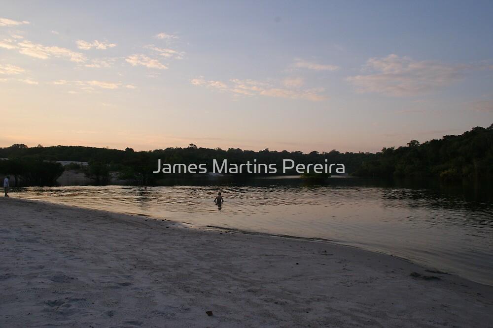 Amazon River Photography  by James Martins Pereira