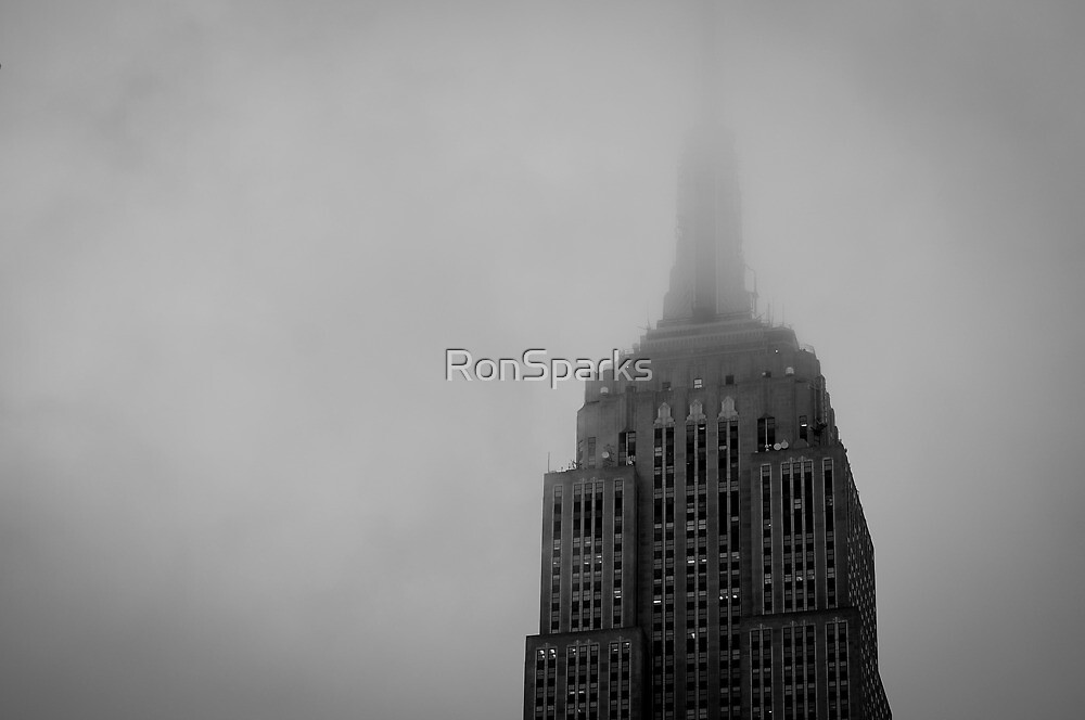 Foggy Empire by RonSparks