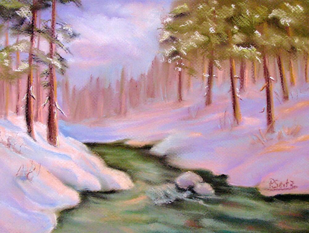 Aurora Frost by Patricia Elliott