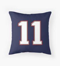 #11 Throw Pillow