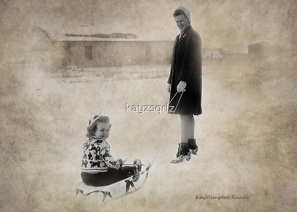 Mom Had Good Legs by kayzsqrlz