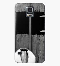 Old Barn Facade Case/Skin for Samsung Galaxy