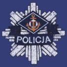 Polish Policja Police t shirt by PolishArt