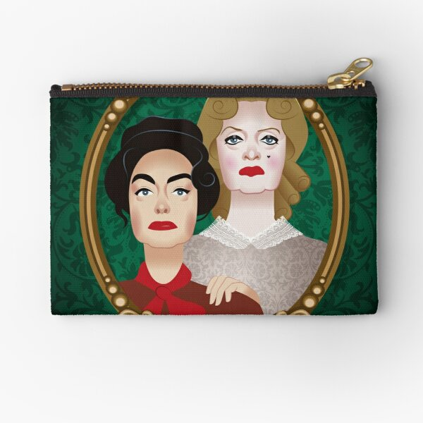 The Hudson sisters Zipper Pouch