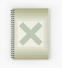 The XX (Golden) Spiral Notebook