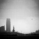 New York City Skyline by Dilshara Hill