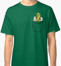 Shrek Pocket Classic T-Shirt