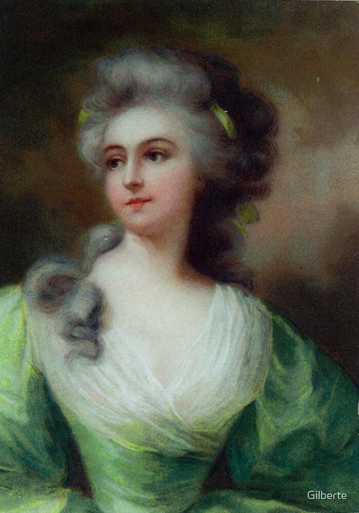 Madame la Duchesse - Bonne Année #3 by Gilberte