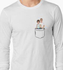 Camiseta de manga larga Hill Fam Pocket