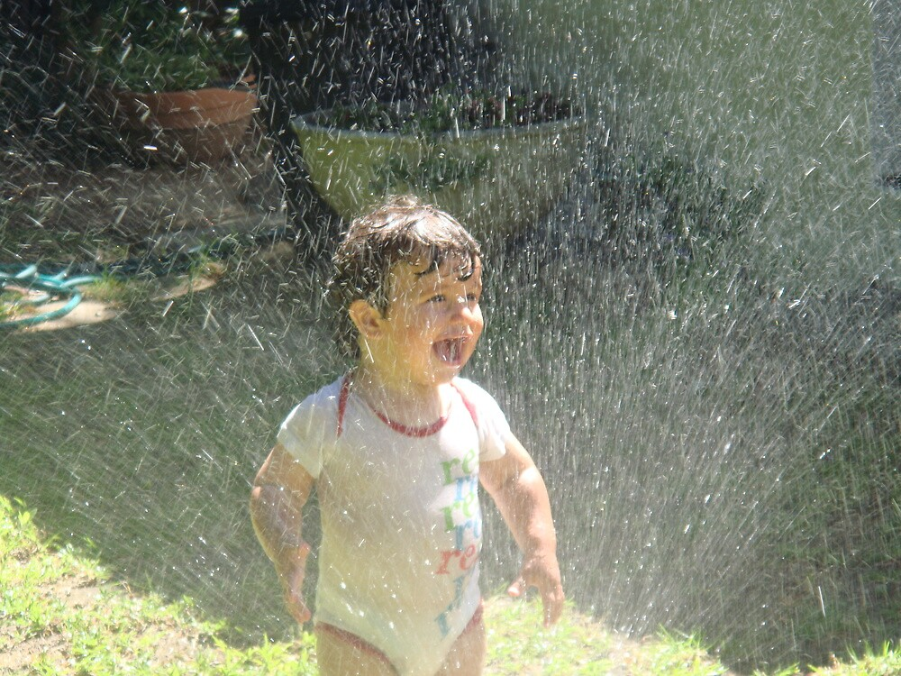 sprinkler by cesca