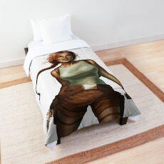 Old Raider Comforter