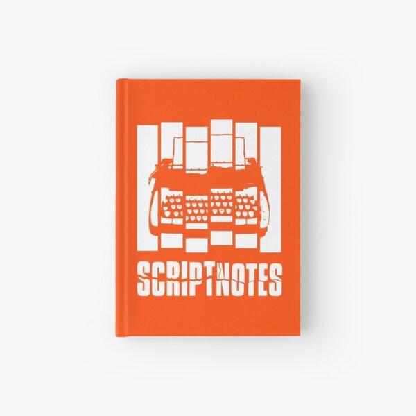 Psycho Scriptnotes Hardcover Journal