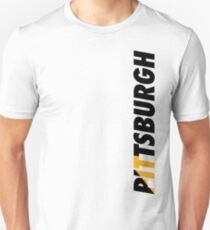 Pittsburgh PIT Slim Fit T-Shirt