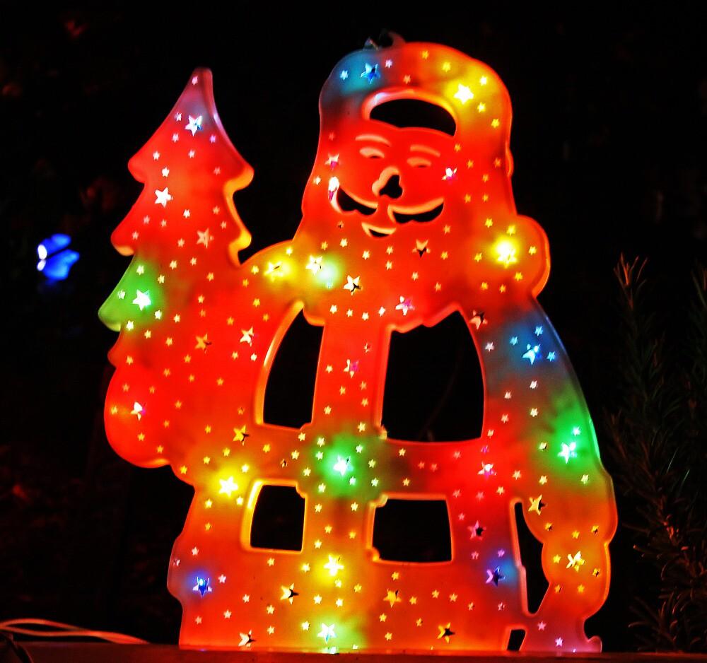 Merry Christmas by Ian Williams