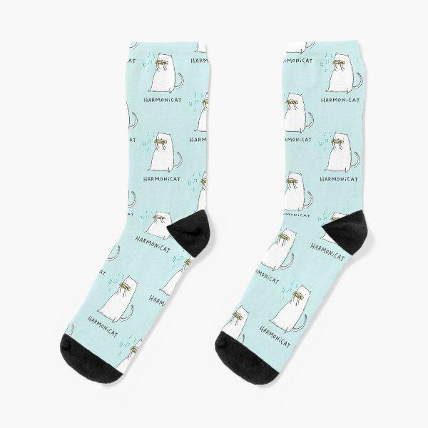 Harmonicat Socks