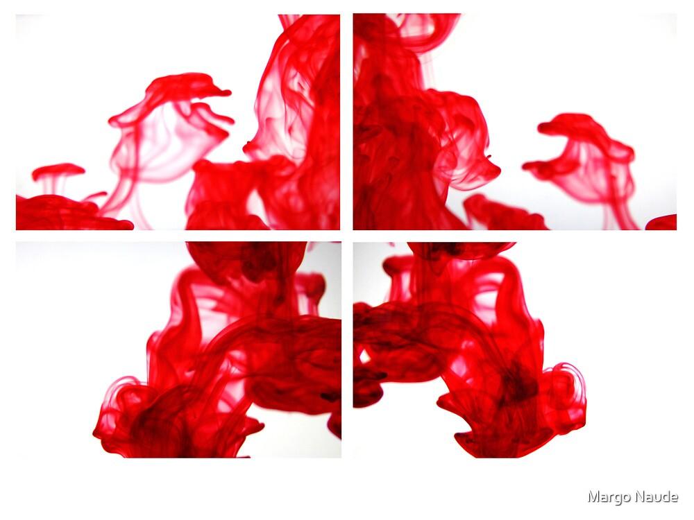 What Lies Beneath by Margo Naude