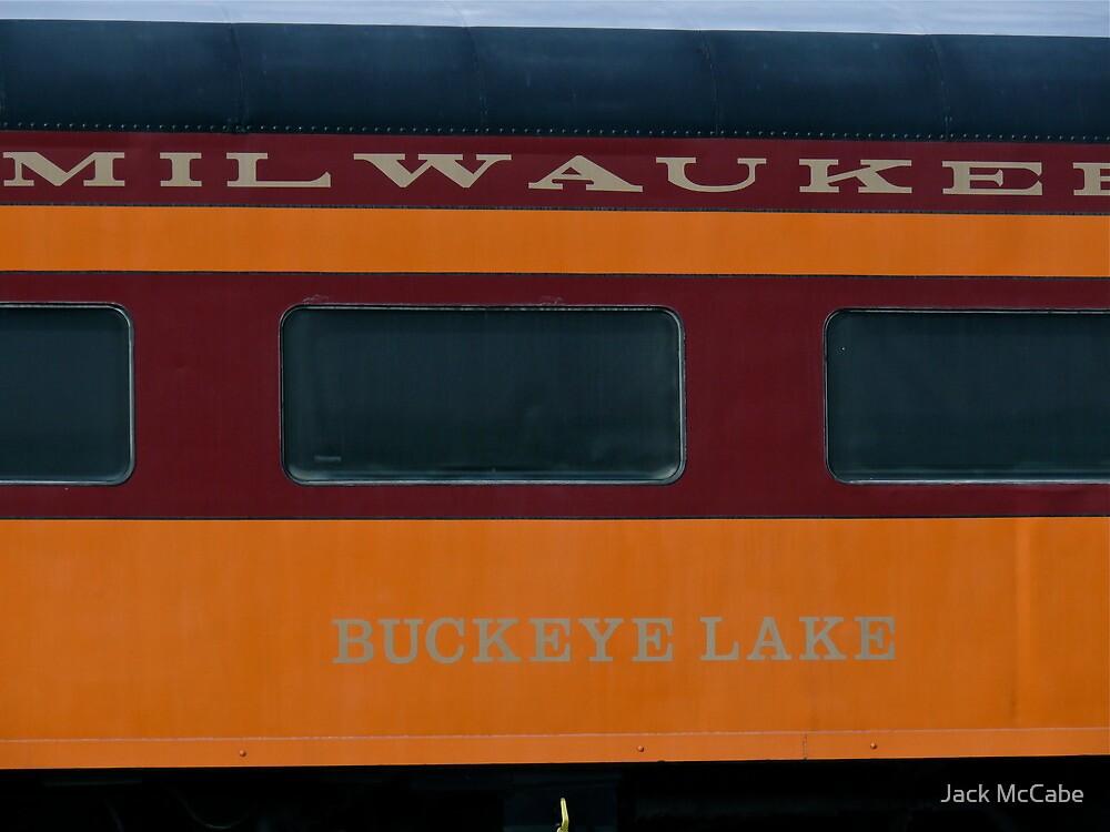 Buckeye Lake 325 - Close Up by Jack McCabe