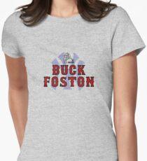 buck foston2 Womens Fitted T-Shirt