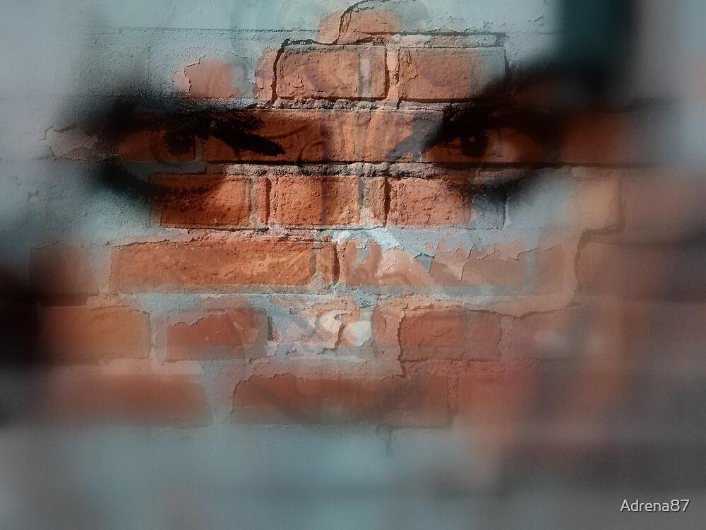 Brick Wall by Adrena87