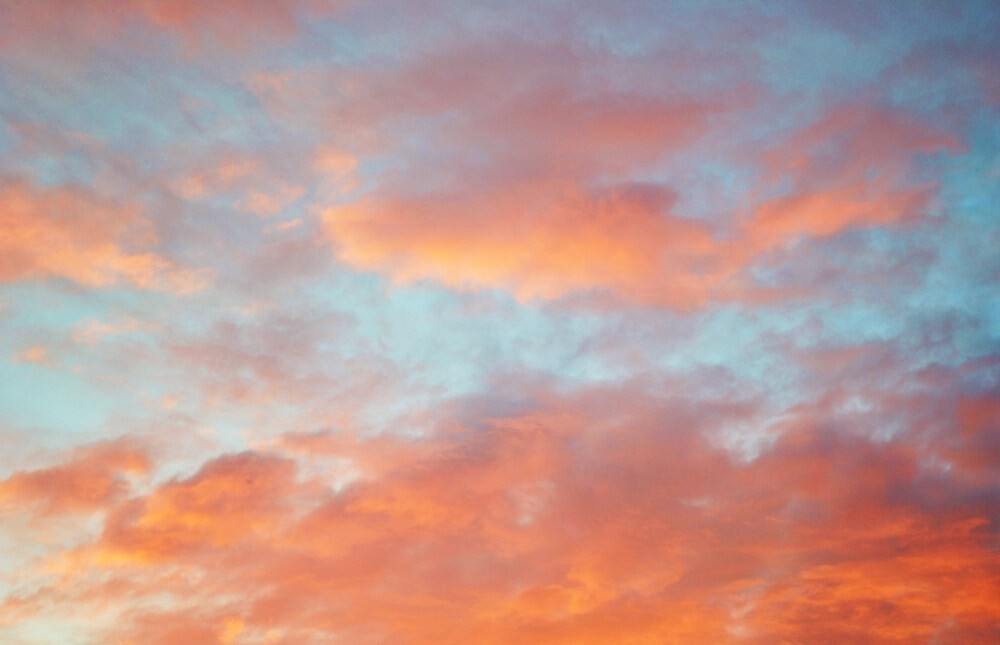 Pink Sky Delight by Lindsey Fisher