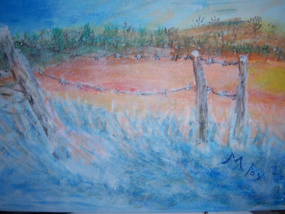 Winters Dawn by Marie Foy