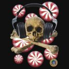 SKULL CANDY PEPPERMINT by bear77