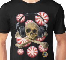 SKULL CANDY PEPPERMINT Unisex T-Shirt