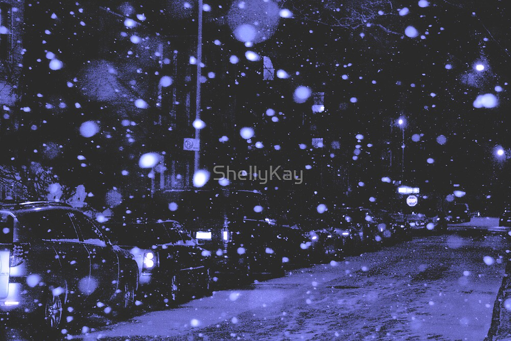 Blue Christmas by ShellyKay
