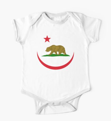 Californian Murican Patriot Flag Series 2.0 Kids Clothes