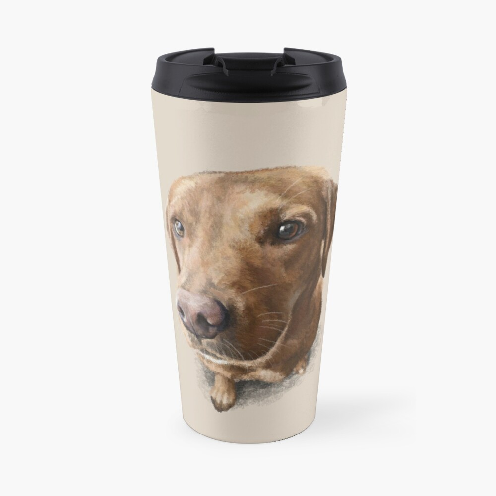 Finn the Labrador Travel Mug