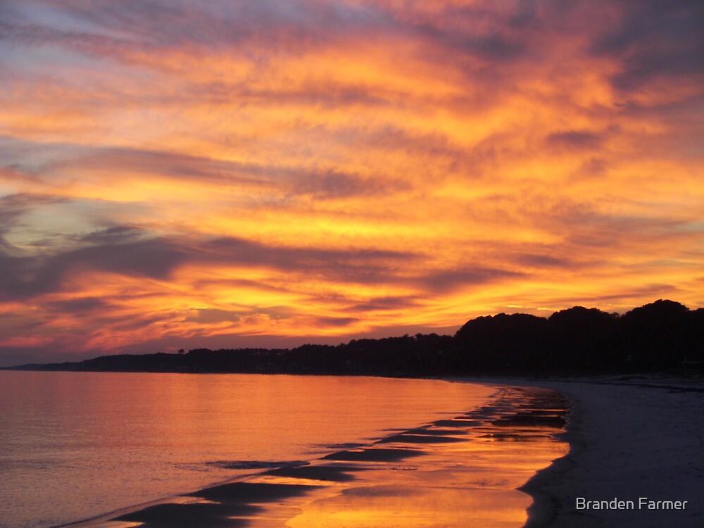Fire Sky by Branden Farmer
