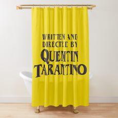 Cortina de ducha Written and Directed by Quentin Tarantino