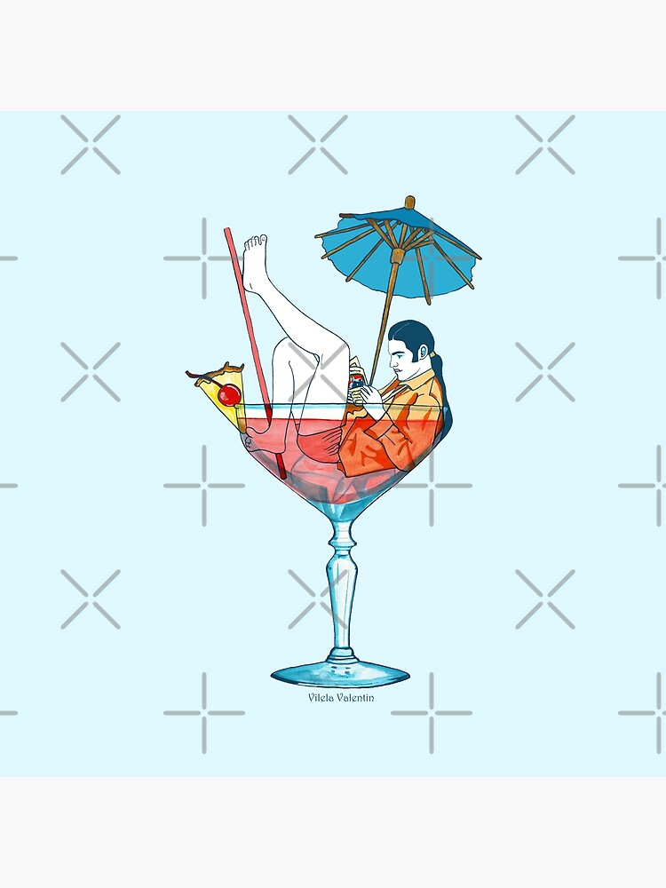 Time to Cool Off by vilelavalentin