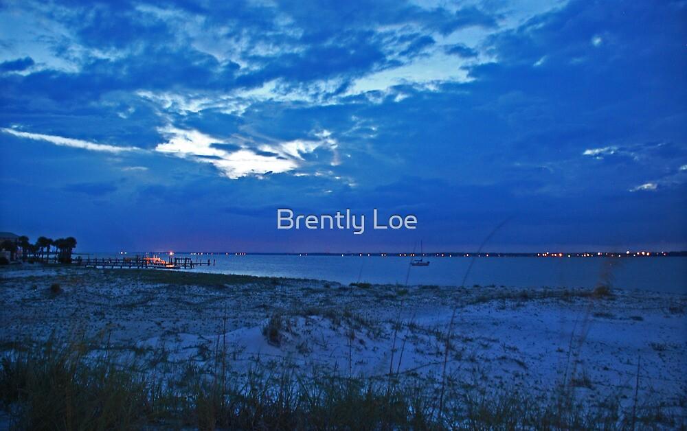 Feeling Blue by Brently Loe
