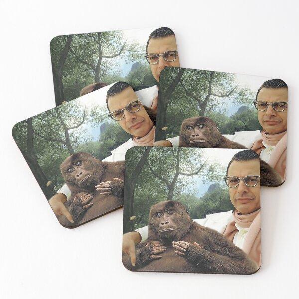Jeff Goldblum      Coasters (Set of 4)