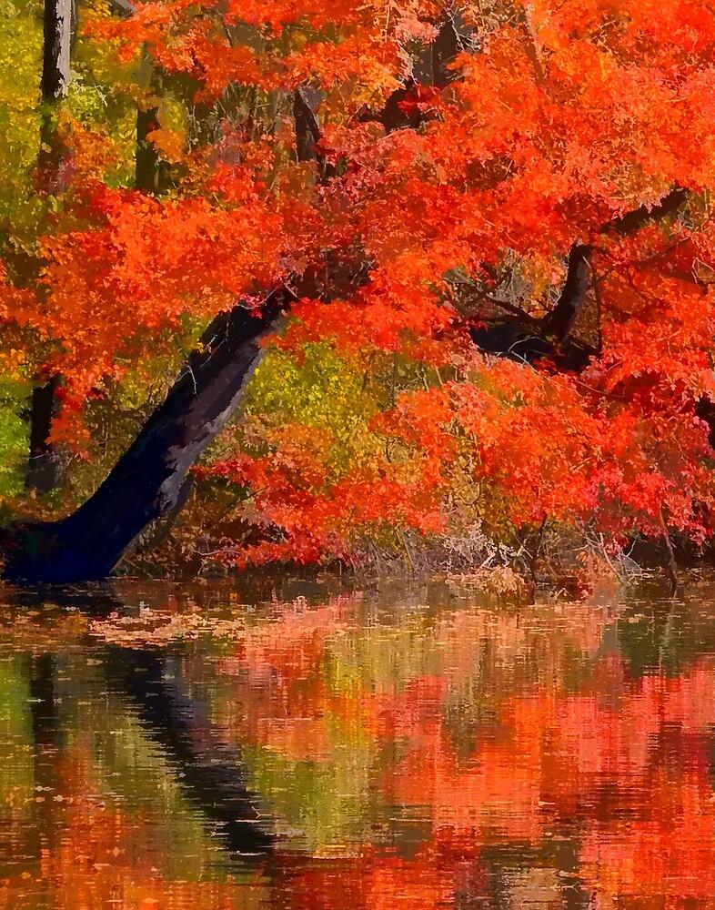 Autumns Art by waynel