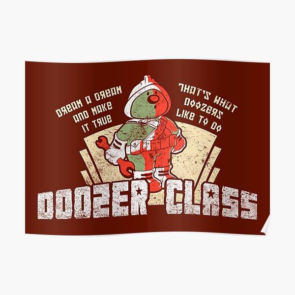Doozer Class Poster