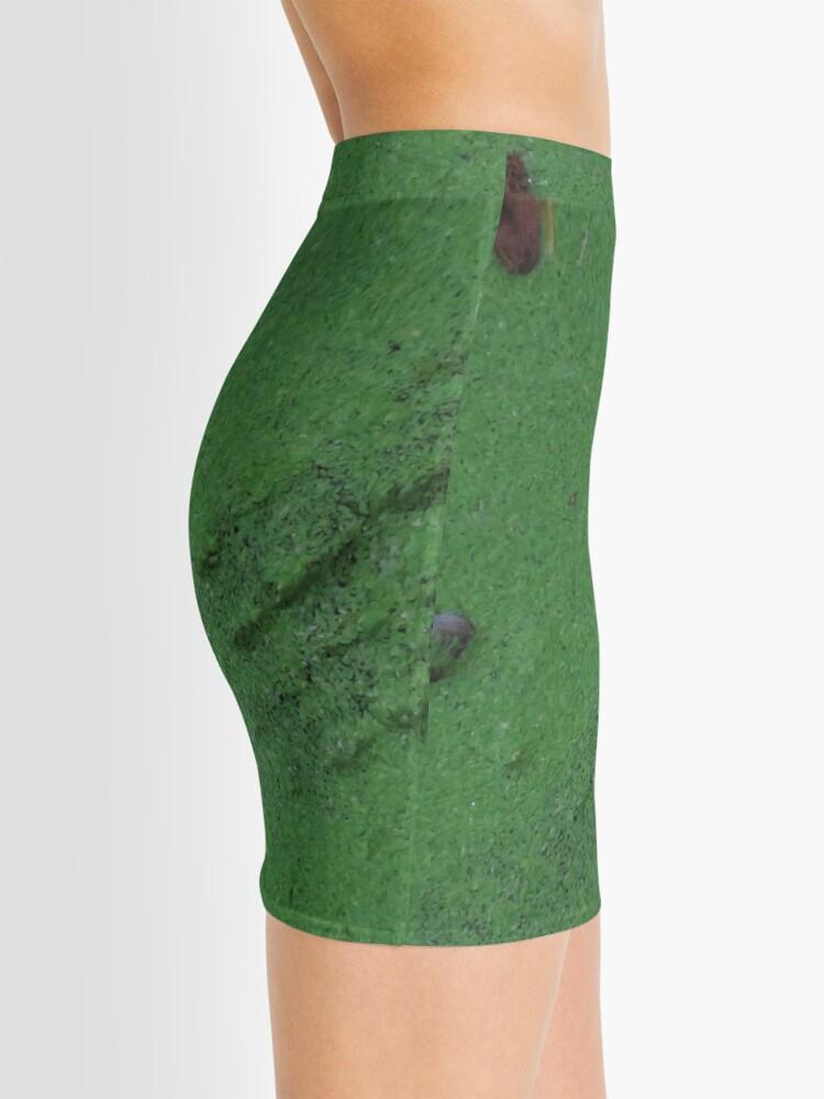 Alternate view of left behind! Mini Skirt