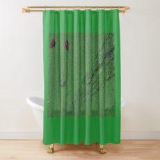 left behind! Shower Curtain