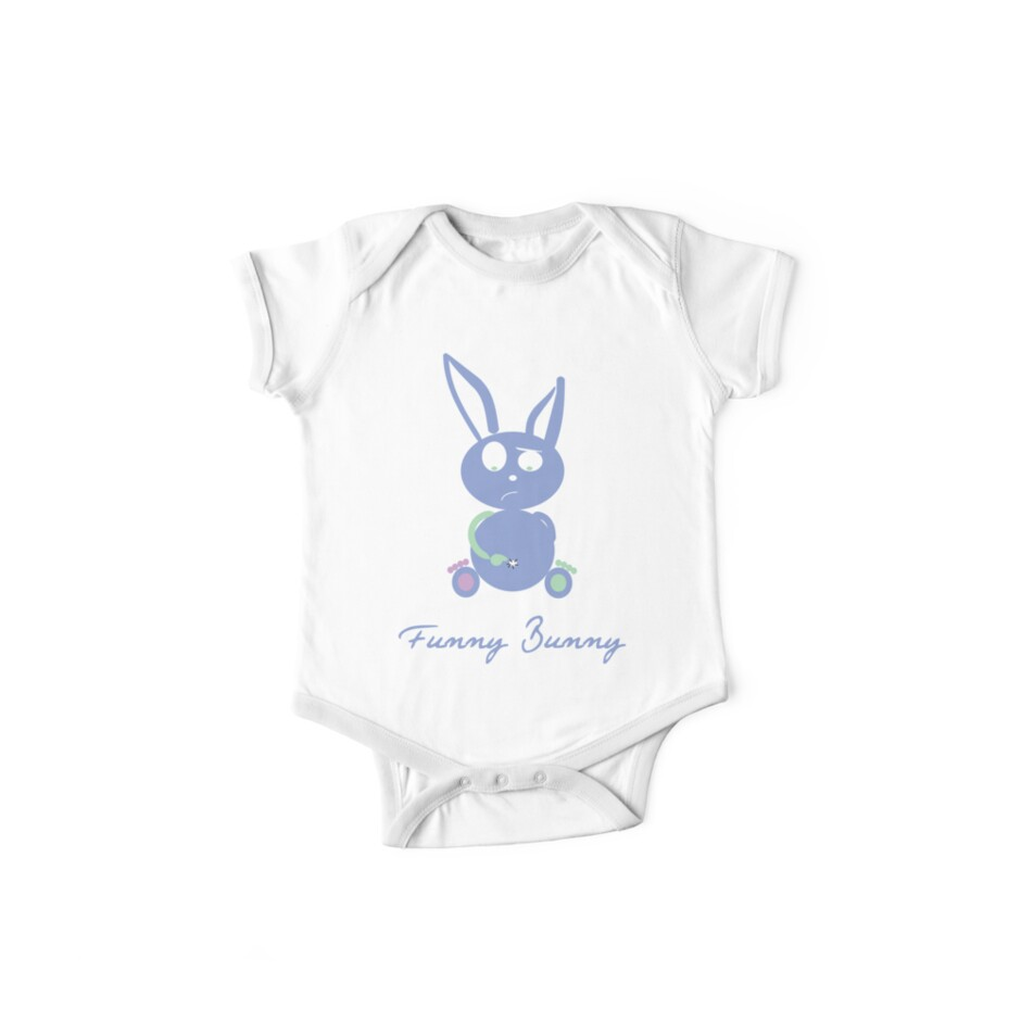 Funny Bunny by Loula