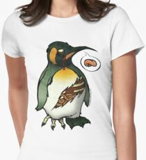 ZombiePenguin Women's Fitted T-Shirt