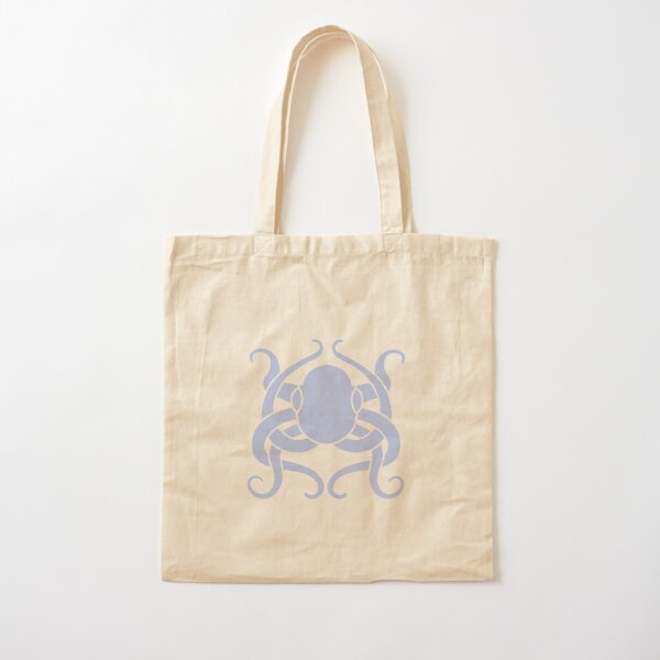 Clever Creature Cotton Tote Bag