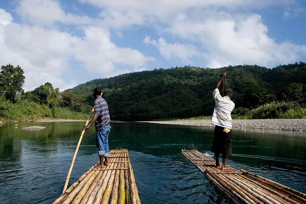 Rio Grande Rafting by PretaPortie