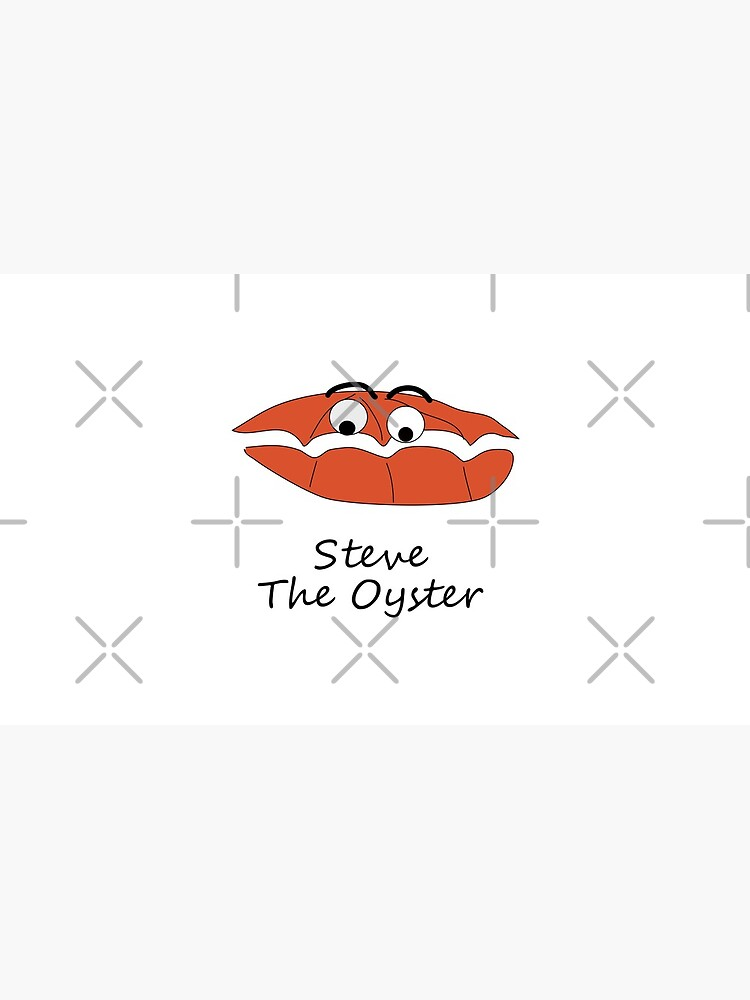 Steve The Oyster Cartoon by snibbo71