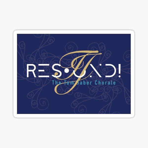 RESOUND! 2 Sticker