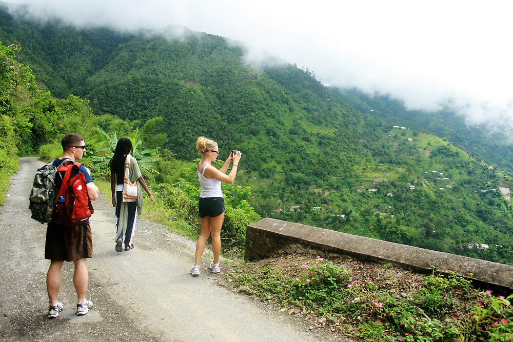 Blue Mountain Hiking by PretaPortie