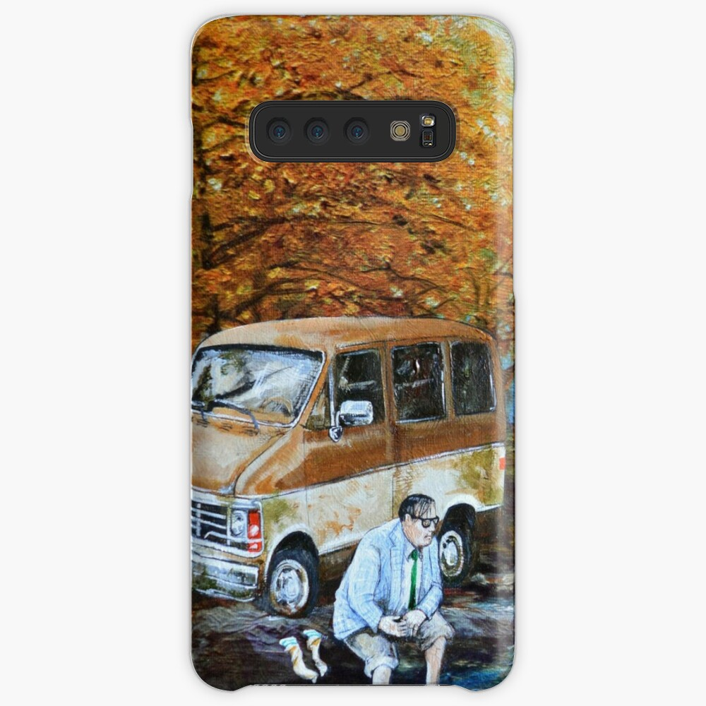 Living in a Van Down by the River Case & Skin for Samsung Galaxy