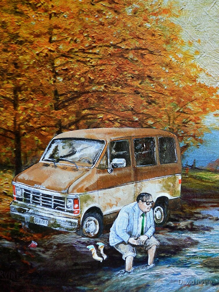 Living in a Van Down by the River by GnarledBranch